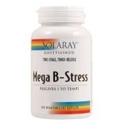 Solaray - Mega B-Stress (120 kapslar)