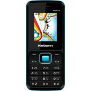 KARBONN K19 ROCK DUAL SIM MOBILE WITH 1.8 INCH SCREEN/1750 mAh BATTERY/CAMERA/TORCH/FM AND MULTI LANGUAGE SUPPORT