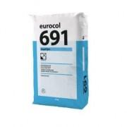 Eurocol 691 Poedertegellijm tegelpoederlijm zak 25 kg. grijs