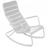 Fermob Luxembourg schommelstoel Steel Grey