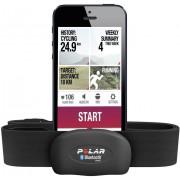 Curea de piept Polar H7 M-XXL Bluetooth Smart pentru smartphone