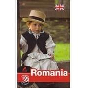 Ghid ROMANIA - engleza/Mariana Pascaru