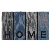 Hamat deurmat ruco style woodpanel home 45x75cm
