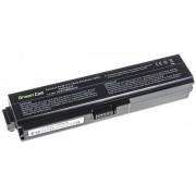 Baterie Laptop Green Cell PA3817U-1BRS pentru Toshiba Satellite C650, C650D, C655, Li-Ion 9 celule