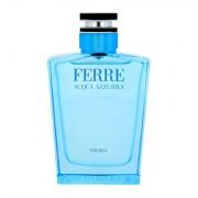 Gianfranco Ferré Acqua Azzurra toaletní voda 100 ml pro muže