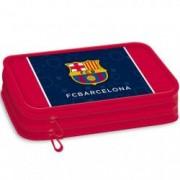 Penar neechipat FC Barcelona 1899 Rosu cu doua nivele