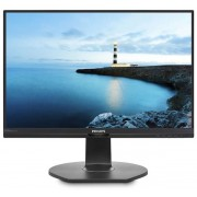 "Monitor IPS LED Philips 24.1"" 240B7QPTEB, 1920 x 1200, VGA, HDMI, DisplayPort, USB 3.0, Boxe, Pivot, 5 ms (Negru)"