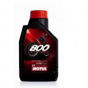 olio motore moto motul 800 2t off road factory line 100% sintetico 1 litro lubrificanti moto