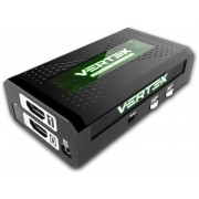 Processore Video 4K60 4:4:4 600MHz 18Gbps HDCP2.2, Nero