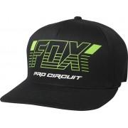 FOX Pro Circuit X Flexfit Cap Svart S M