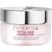 Lancaster Skin care Total Age Correction _Amplified Anti-Aging Rich Day Cream & Glow Amplifier 50 ml