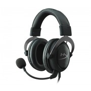 HEADPHONES, Kingston HyperX Cloud II, Microphone, Gaming, Gunmetal (KHX-HSCP-GM)