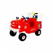 Little Tikes Macchinina a Spinta dei Pompieri con Getto d'Acqua