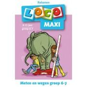 Loco Maxi Loco - Meten en Wegen Groep 6/7 (9-11 jaar)