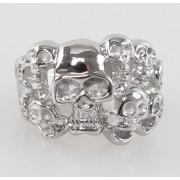 Skull gyűrű - NS035