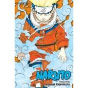 Naruto 3-In-1 V01: Volumes 1,2 and 3, Paperback