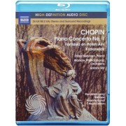 Video Delta Chopin,F. - Fryderyk Chopin - Piano concerto n. 1 - Blu-ray
