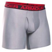 Under Armour Men's Original Series 6 Inch Boxerjock - Grey - XXL - Grey