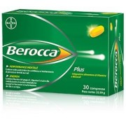 Bayer spa Berocca Plus 30 Compresse Bayer