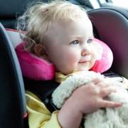 Perna de Gat pentru Copii Bufnita Roz