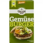 Mix pentru Burger Vegetal Demeter Bio 160gr Bauck Hof