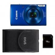 Canon Ixus 190 Essentials kit compact camera Blauw