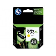 HP Cartucho de tinta Original HP 933XL de alta capacidad amarillo para HP Officejet 7110/6100/7610/6700