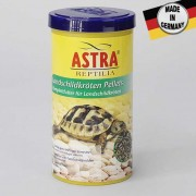 ASTRA LANDSCHILDKRÖTEN PELLETS 1.000 ml peletové krmivo ze sušených bylin a trav