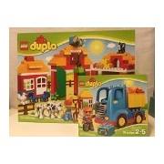 Lego Duplo Big Farm and Lego Duplo Truck