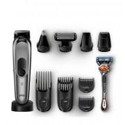 Тример за лице, коса и тяло Braun MGK7021, функции 10 в 1