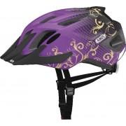 Abus MountX Maori Purple - : 53-58 cm