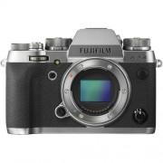 Fujifilm x-t2 graphite silver - solo corpo - 2 anni di garanzia