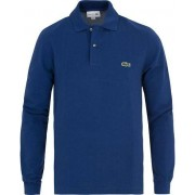 Lacoste Long Sleeve Original Polo Ocean