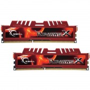 Memorie GSKill RipjawsX Red 8GB DDR3 1600 MHz CL9 Dual Channel Kit