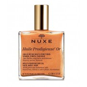 Nuxe Huile Prodigieuse GOLD Zázračný olej se třpytkami 100 ml