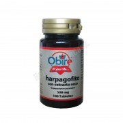 Productos OBIRE Harpagofito (harpagophytum procumbes) 100 comprimidos - obire - plantas medicinales