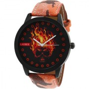 Laurex Analog Round Casual Wear Watches for Men -LX-077