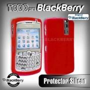 Funda Protector Silicon 8300 8310 8320 8330 Roja