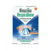 Glaxosmithkline C.Health.Spa Rinazina Respirabene Classici Grandi 30 Cerotti Nasali