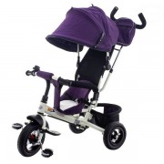 Tricicleta EURObaby T306F - Violet