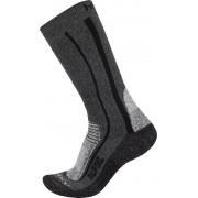Husky Alpine černá, XL (45-48) Ponožky