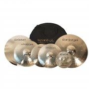 Istanbul Samatya Cymbal Set SA-SET1-SPC 14HH, 10SP, 14+16C, 20R, Bag