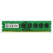 Transcend - DDR3 - 2 Go - DIMM 240 broches - 1066 MHz / PC3-8500 - CL7 - 1.5 V - mémoire sans tampon - non ECC - pour ASUS P8H61, SABERTOOTH 990; Gigabyte GA-970, H61; SUPERMICRO X9SCD