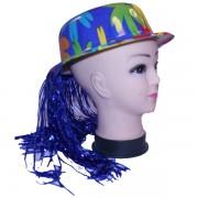 Lamettás party kalap