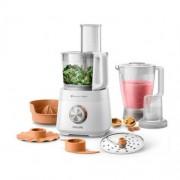 Кухненски робот PHILIPS HR7520/00, 850 W, 30 функции, Купа 2.1 л, Цитруспреса