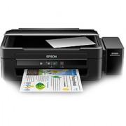 Epson L380 Multi-Function Inkjet Printer (Black)