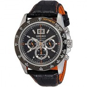 Seiko Analog Black Dial Mens Watch - SPC237P1
