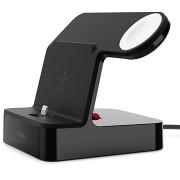 Belkin PowerHouse Apple Watch és iPhone számára, fekete
