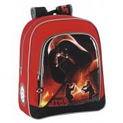 SAFTA Zaino Zainetto Scuola Palestra Piscina Darth Vader Star Wars Backpack 38 Cm