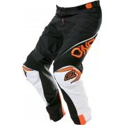 Oneal O´Neal Mayhem Lite Blocker Pantalones de Motocross Negro Blanco Naranja 30